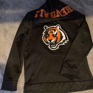Cincinnati Bengals Dri-Fit Hoodie